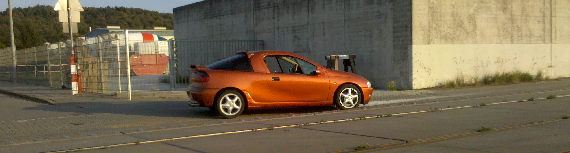 My Holden Tigra